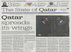 A Pivotal Strategy for Development - World Business Times Insight: The State of Qatar